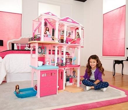 barbie haus kaufen gro e liste mit bildern kaufempfehlungen. Black Bedroom Furniture Sets. Home Design Ideas
